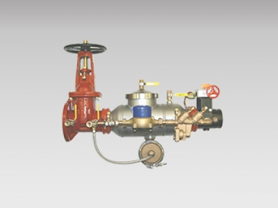 Backflow – Reduced Pressure Detector Assembly